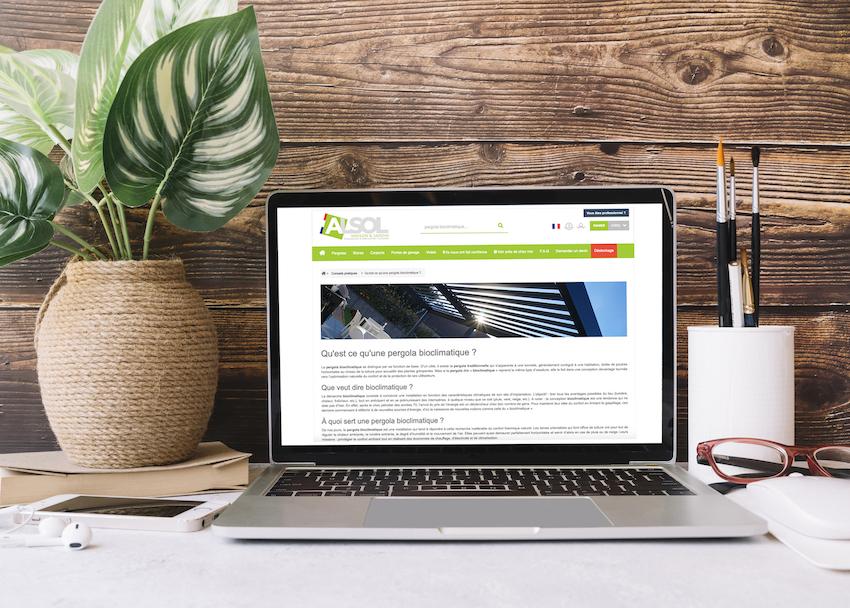 Rédaction article web, contenu web