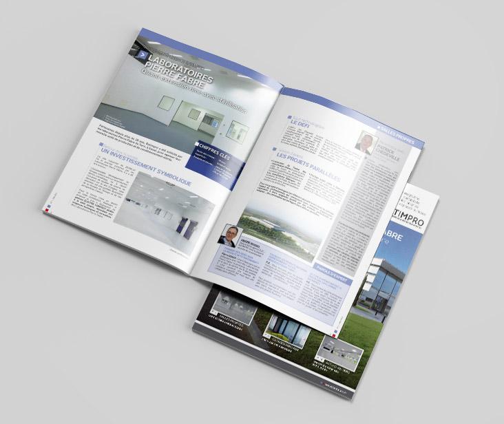 Batimpro-Redaction journal interne