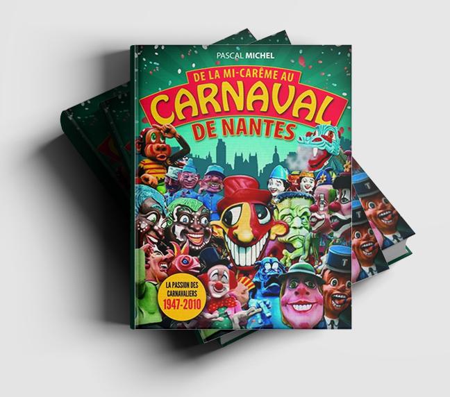 Carnaval de Nantes-Redaction du livre