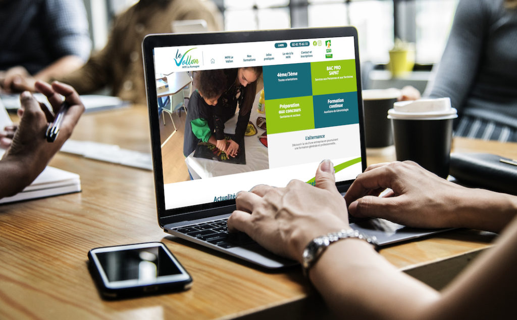 MFR-Redaction contenu site web